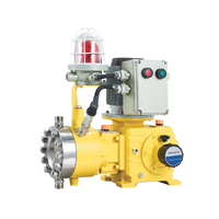 JY系列液壓雙隔膜計量泵