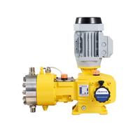 JYSX系列液壓隔膜計量泵