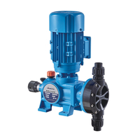 KD系列機械隔膜計量泵